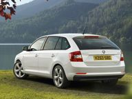 Car News - Skoda News - Skoda confirms Rapid GreenLine pricing and spec