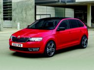 Car News - Skoda News - Skoda Rapid Spaceback prices and spec announced