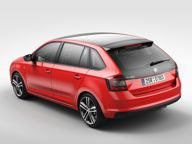 Car News - Skoda News - Skoda adds Rapid Spaceback 'hatchstate'