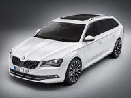 Car News - Skoda News - Skoda Superb Estate prices confirmed