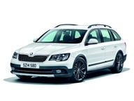 Car News - Skoda News - Skoda Superb Outdoor makes a comeback