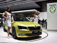 Car News - Skoda News - Skoda confirms pricing for all-new Superb