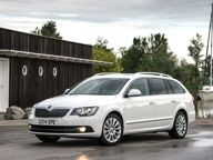 Car News - Skoda News - Skoda Superb SE Business gets free upgrades