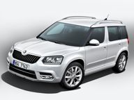 Car News - Skoda News - All new Skoda Yeti set for Frankfurt world premiere