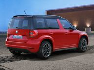 Car News - Skoda News - Skoda unveils Yeti Monte Carlo edition