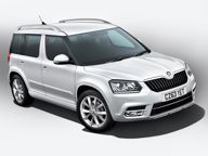 Car News - Skoda News - Revamped Skoda Yeti pricing and specification