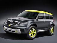 Car News - Skoda News - Skoda Yeti Xtreme debuts at Worthersee