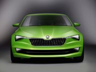 Car News - Skoda News - Skoda VisionC concept set for Geneva