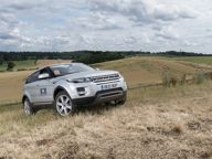 Car News - Range Rover News - Land Rover pilots Young Driver Scheme