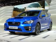 Subaru news - Subaru WRX STI gets European debut in Geneva