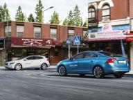 Volvo news - Safety first for Volvo at AstaZero proving ground