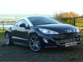 Car Reviews & Road Tests - 2010 Peugeot RCZ Car Review